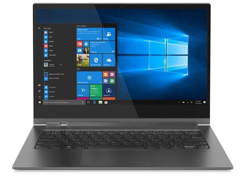 Lenovo Yoga C930 Glass 2-in-1 Laptop 81EQ000LUS (Full HD, i7-8550U, 16GB RAM, 512GB SSD, Glass lid with Vibes pattern) Malaysia