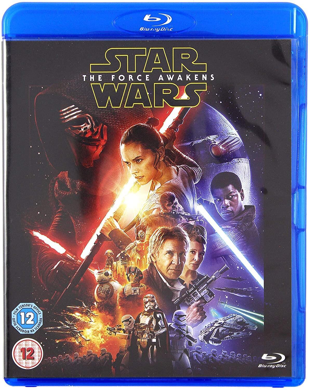 Bluray 1080p Star Wars Collection Lazada