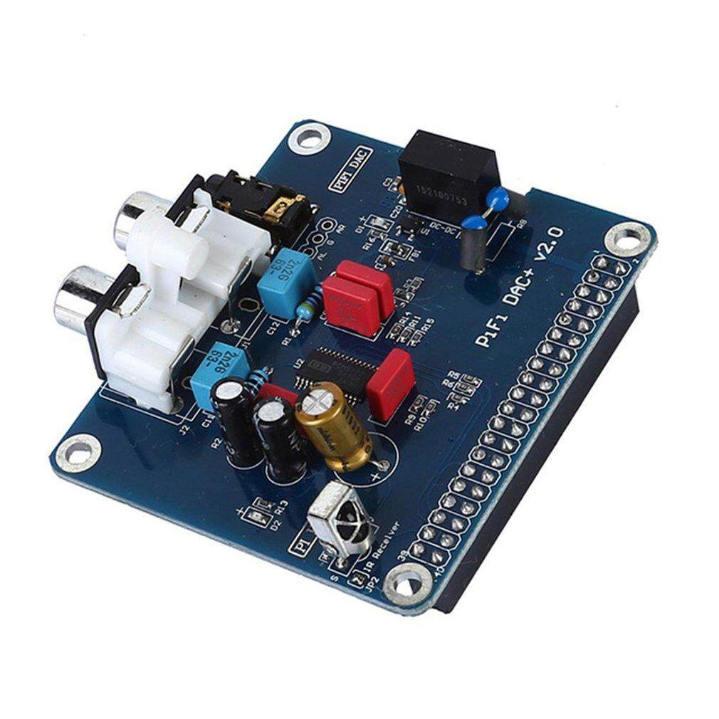 Allwin Pifi Dasi Interface Dac + Hifi Dac Scheda Audio Module I2s For Raspberry By Allwin2015.