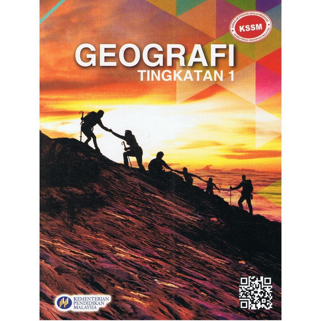 Penulis Buku Teks Geografi Tingkatan 1