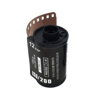 H-MENT Phim 12 EXP ISO 400 Nhiều Màu Phim Retro Phim Âm 135 Hình Trái Tim thumbnail