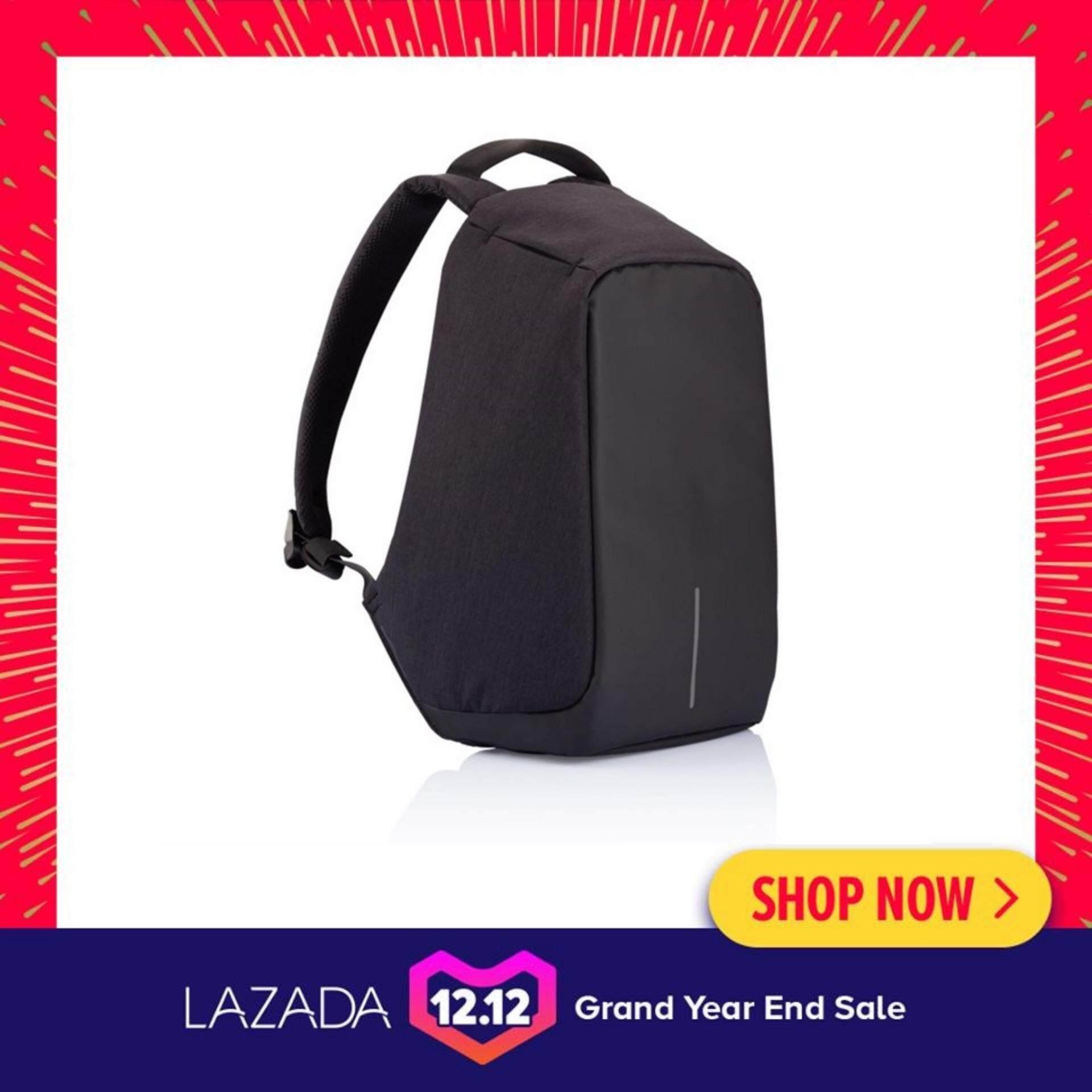 ORIGINAL XD Design Bobby Anti Theft Backpack Black .
