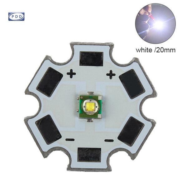 PDD XM-L2 10W Công Suất Cao Chip Đèn LED Đèn Pin Bóng Đèn Chip Độ Sáng Cao