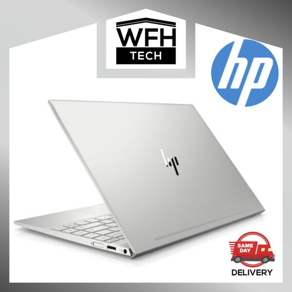 HP Envy 13-ah1038tx (Silver)/Intel Core i5-8265U 1.60~3.90GHz/8GB LPD3/256GB SSD/13.3FHD/NVD MX150 2G D5/No ODD/Windo Malaysia