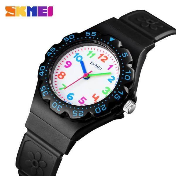 SKMEI New Women Fashion Watches Cute Casual Waterproof Watch Children Girl Quartz Wristwatches 1483 Malaysia