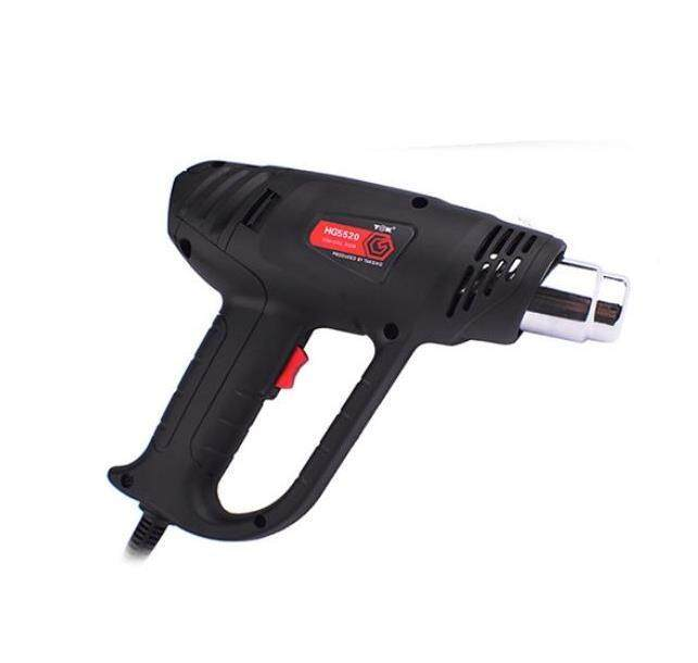 TGK HG5520 220V 220mm 2000W Hot Air Gun Welding Torch Hot Air Blower