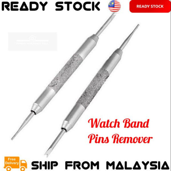 Watch Band Pins Remover Spring Bars Strap Link Repair Kit Tool Malaysia