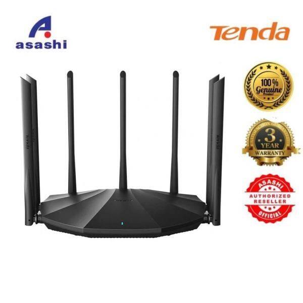 Bảng giá Bộ định tuyến Gigabit kép Tenda ac23, bộ định tuyến không dây 2100m cho nhà không dây 5G cổng Gigabit tần số kép Wifi băng thông rộng qua tường với cáp mạng Gigabit Phong Vũ