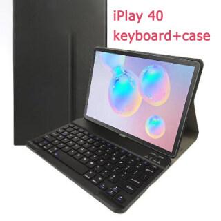 Ốp Lưng Alldocube IPlay40 Có Bàn Phím, Giá Đỡ Máy Tính Bảng Vỏ 10.4 Inch Pu Da Trường Hợp Kinh Doanh Trường Hợp Ốp Lưng Máy Tính Bảng Đứng Alldocube 2021 Với Bàn Phím thumbnail