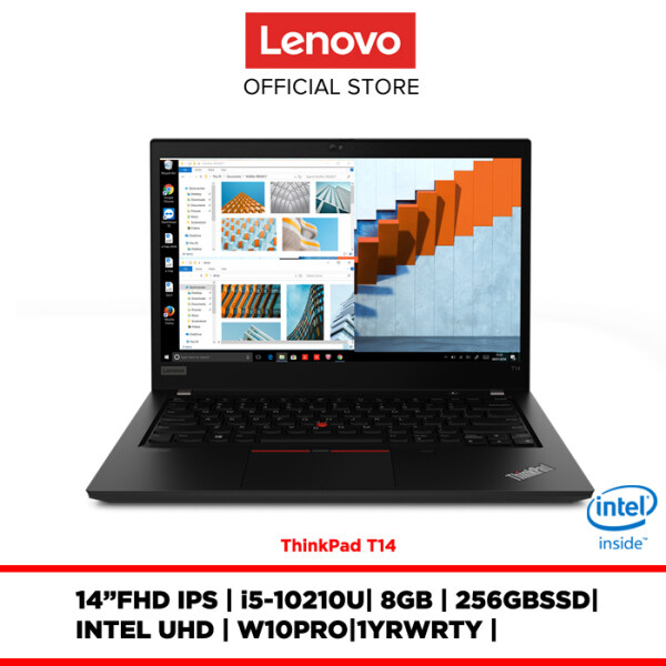 Lenovo Notebook Laptop ThinkPad T14 20S0S02600 14FHDIPS/i5/8GB/256GBSSD/W10PRO/1YR WARRANTY/FREE:BACKPACK,MOUSE,3YR WARRANTY Malaysia