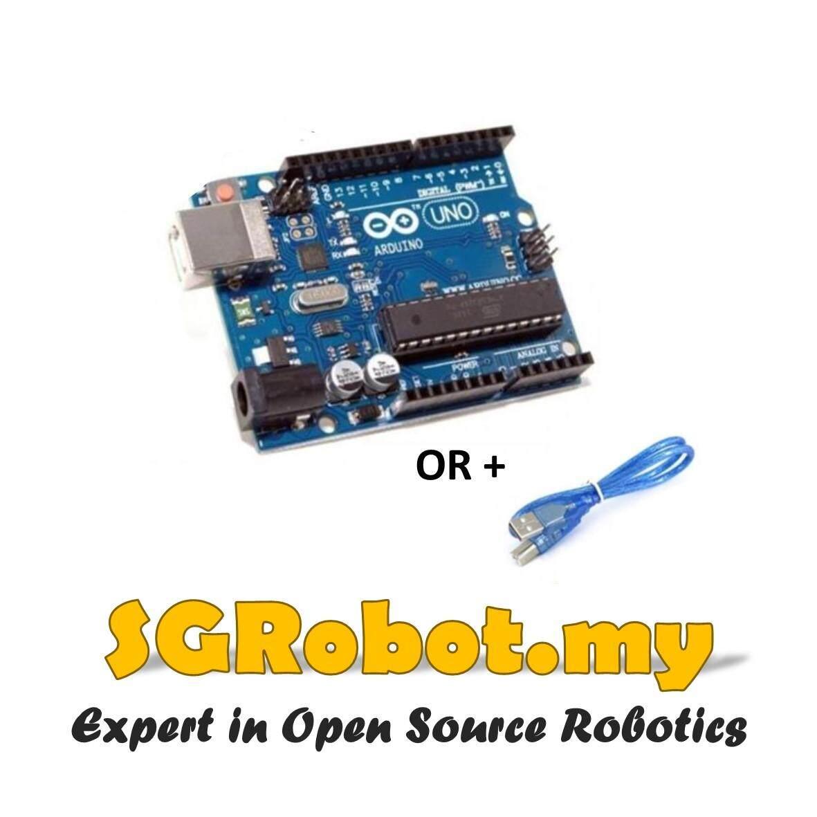 Arduino Uno R3 Compatible Atmel DIP ATMEGA328P UNO R3