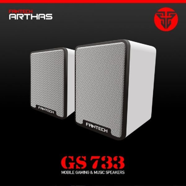 Fantech Arthas GS733 Mobile Gaming and Music Speakers with Bass Resonance Membrane Malaysia