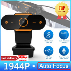 Webcam HD 5MP Lấy Nét Tự Động Webcam Máy Tính USB2.0 Có Micrô Máy Ảnh Web Dành Cho Máy Tính Xách Tay PC (Tự Động Lấy Nét/1080P/720P/480P)