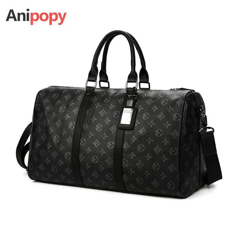 Anipopy Travel Tote Duffel Shoulder Weekend Bag Weekender Overnight Carryon Handbag