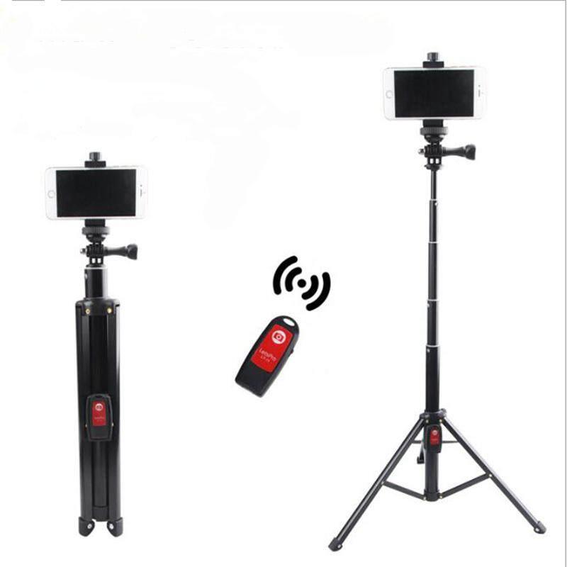 Bakeey Olahraga Serbaguna 3 In 1 bluetooth Tongkat Tripod Selfie untuk Nokia X6 Pocophone F1 Kamera