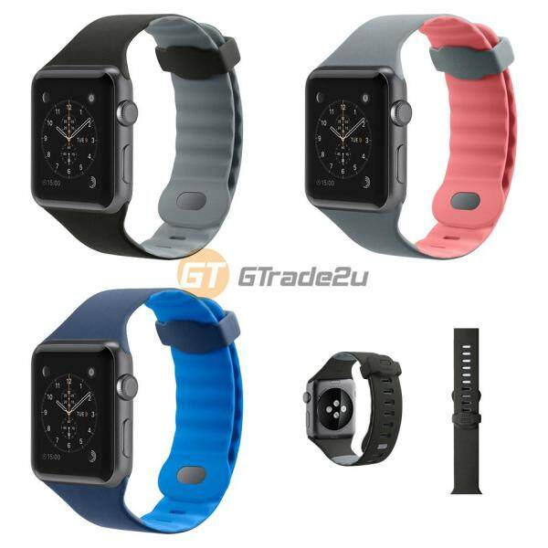 Belkin Sport Band for Apple Watch 42mm Carnation *Free Gift Malaysia