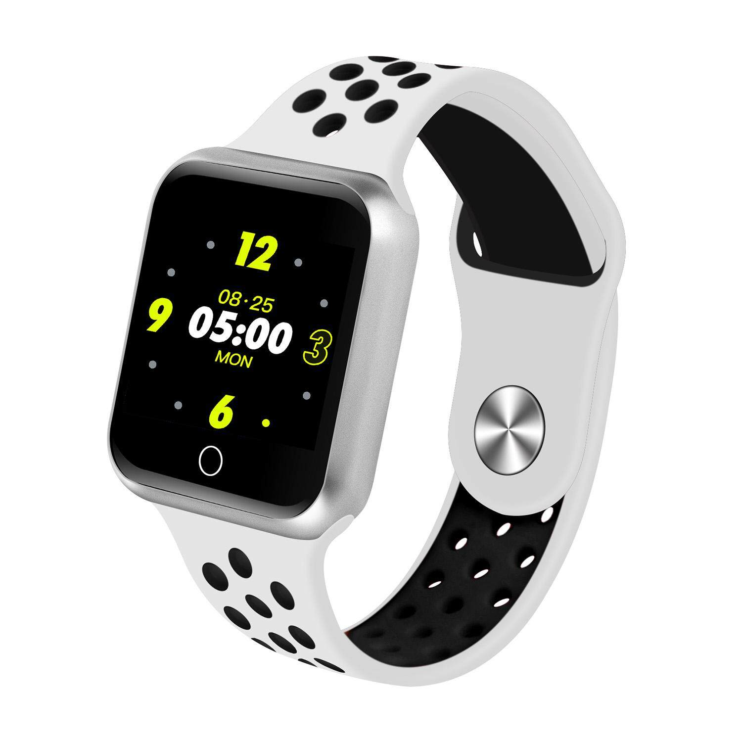 Bluetooth Smart Watch Fitness Tracker with Blood Pressure