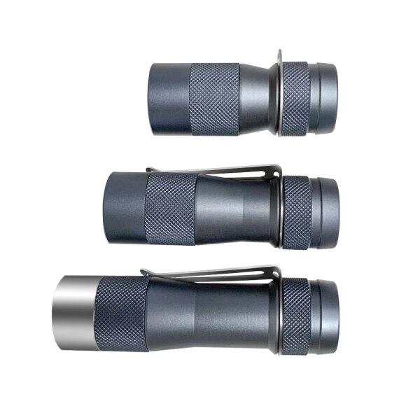 1 Chiếc Đèn Pin LUMINTOP FW3A Vòng Đầu Vòng Chiến Thuật Inox, Đèn Pin Tự Làm Đèn Pin Đèn Lồng Phụ Kiện LED