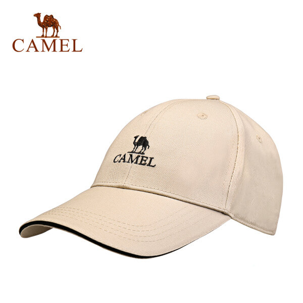 CAMEL  outdoor baseball cap men and women windproof breathable picnic visor cap