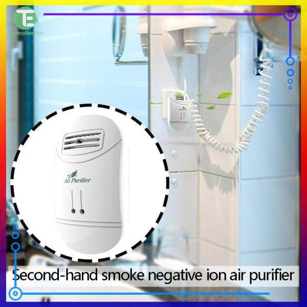 [50% OFF] 3W 100-220V Air Purifier Mini Household Negative Ion Formaldehyde Remover Singapore