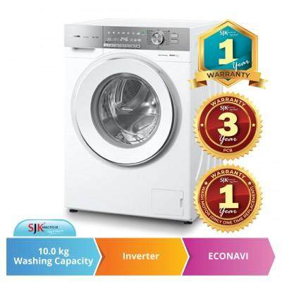 Panasonic Washing Machine NA-120VG6 (10kg) ECONAVI Inverter Washer