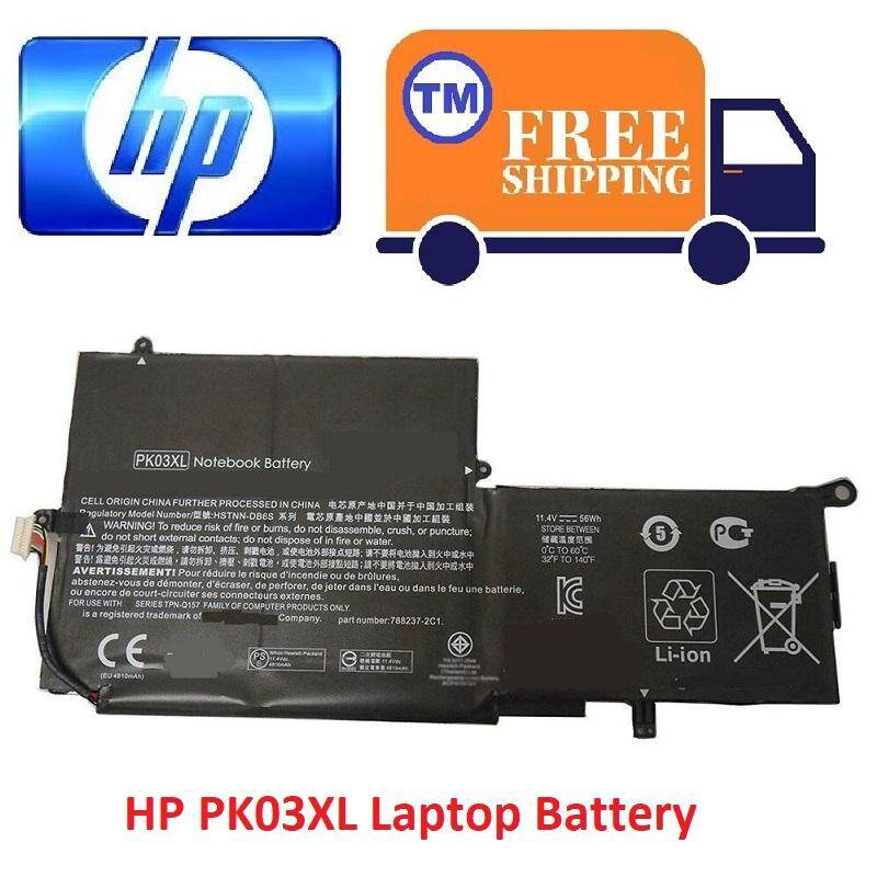 [ 100% ORIGINAL ] HP PK03XL SERIES LAPTOP BATTERY Malaysia