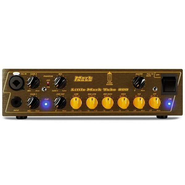 Markbass Little Mark Tube Amplifier Head Malaysia