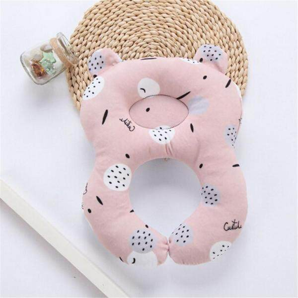 Funny Day Baby Concave Pillow Neck Protect Head Support Cushion for Kids Infant Sleeping Singapore