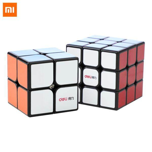 Mua Xiaomi Ecological Chain Deli Magic Cube Toy Puzzles Cube Puzzle Science Healthy ABS Rubiks Cube Elastically Adjustable Educational Toy Gift Brain Game For Kids and Adult