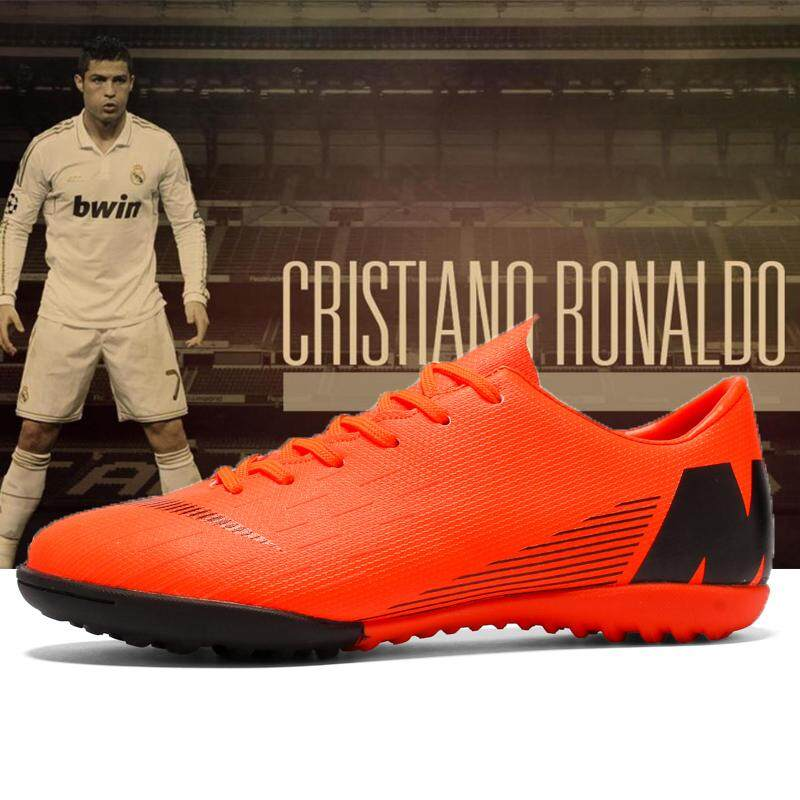 (tf Size 33-44)professional Football Shoes Futsal Turf Indoor Soccer Shoes Sports Footwear By Soccer Shoes.