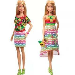 Búp Bê Thời Trang Barbie Chính Hãng Với Quần Áo Thời Trang Đồ Chơi Bé Gái, Búp Bê Barbie Bonicas, Đồ Chơi Trẻ Em Cho Búp Bê Bé Gái Tái Sinh Juguetes thumbnail