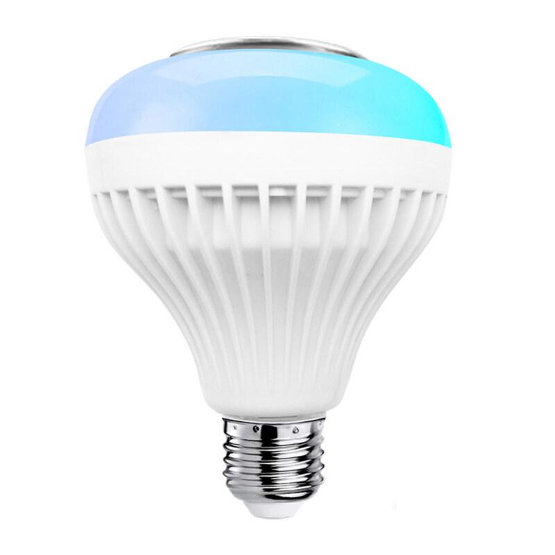 E27 LED Bóng Đèn Ma Thuật Lights RGB Đầy Màu Sắc Thay Đổi Bluetooth Thông Minh Đèn Chiếu Sáng Trang Trí Nội Thất