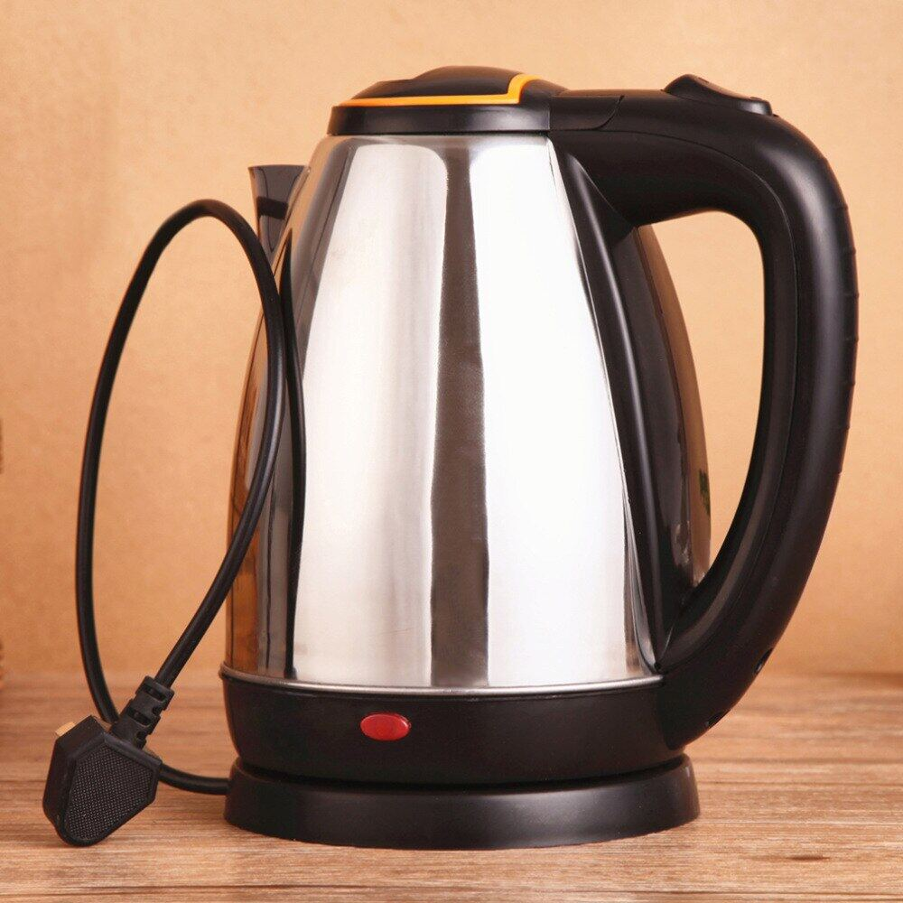 2017 New 1800W Stainless Steel Stainless Steel Energy-Efficient Anti-Dry Protection Heating Underpan Electric Automatic Kettle