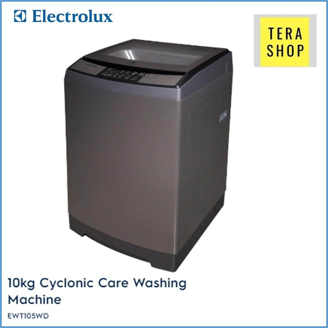 Electrolux Top Load 10kg Washing Machine EWT105WD Inverter Cyclonic Care