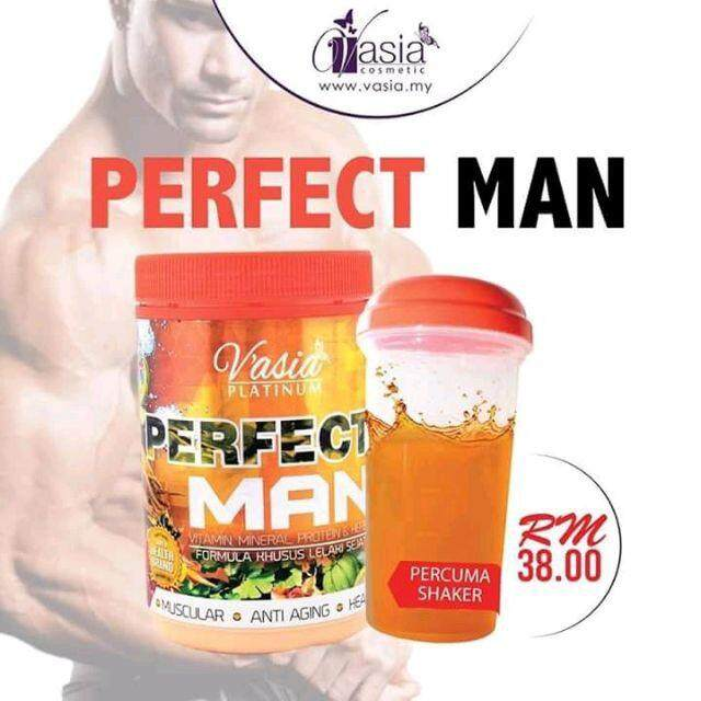 PERFECT MAN V'ASIA (JANTAN PERKASA)