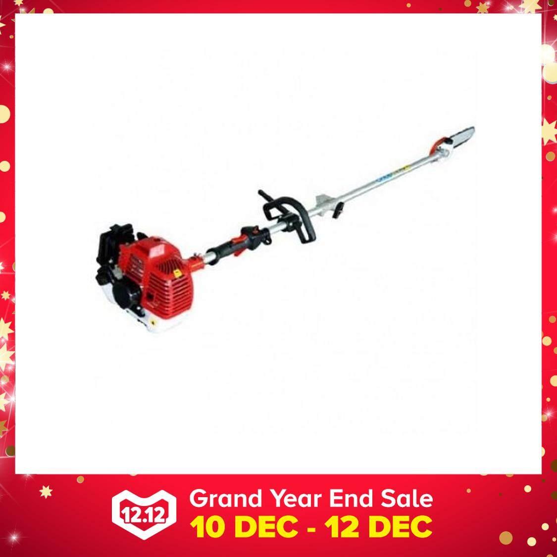2 Stroke Petrol Pole Saw / Branch Cutter / Chain Saw 32CC 12 GUIDE BAR