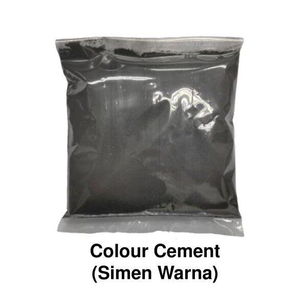 Colour Cement Decoration & Renovation ( Black ) - 2kg
