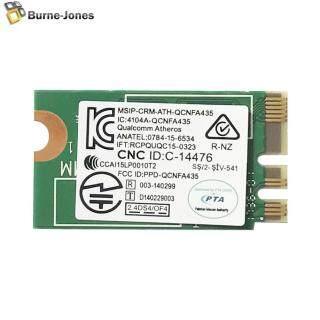 Card Mạng Không Dây WiFi 2.4Ghz 5Ghz M.2 NGFF Bộ Chuyển Đổi Card Mạng Bluetooth 4.1, Cho Máy Tính Xách Tay thumbnail