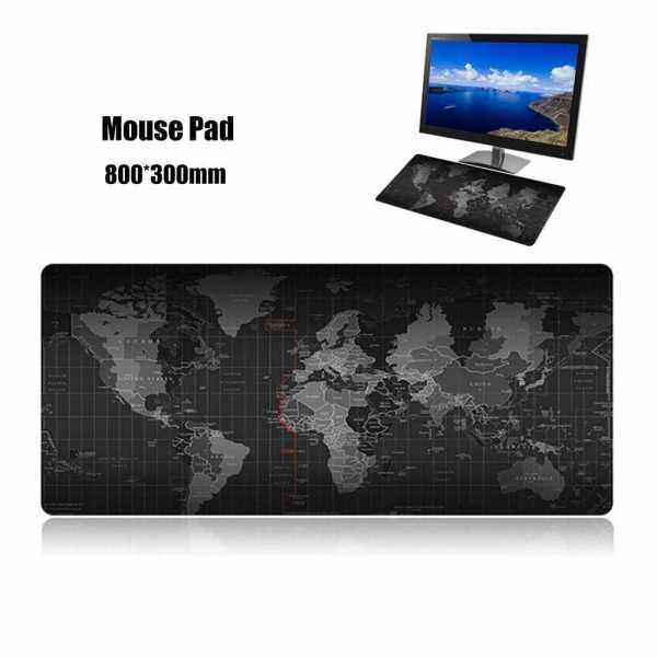 Mouse Pad Desk Mat Extra Large Soft Extended Non Slip Mousepad for PC Laptop (Type 2) Malaysia