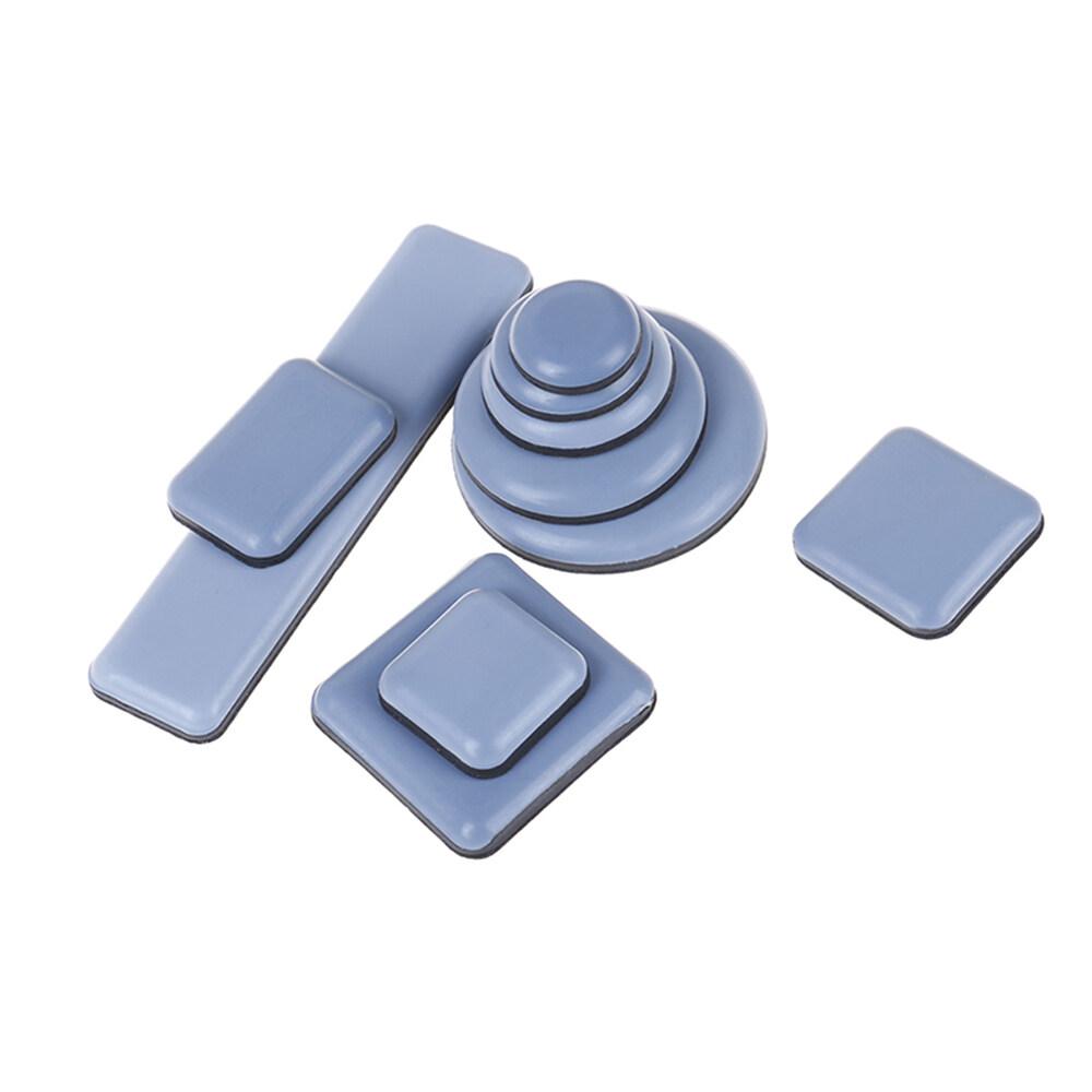 Move Table Sofa Anti Noisy Furniture Leg Slider Pads Floor Protector Slip Mat
