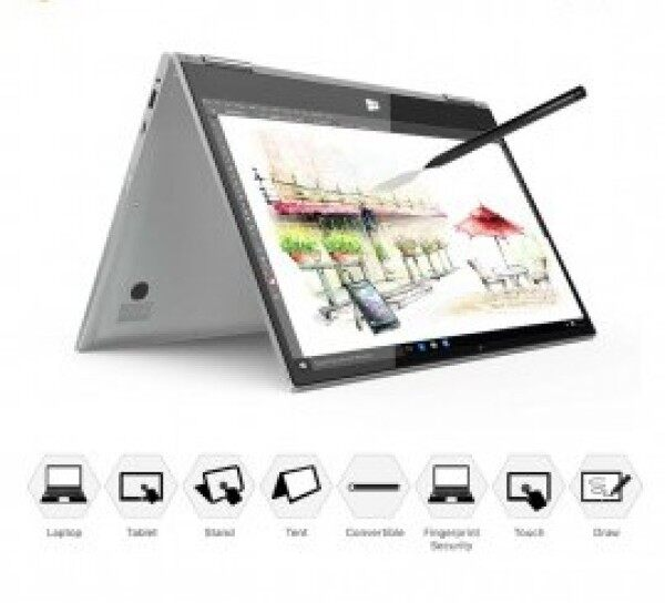 JOI Book Touch 300 13.3 FHD IPS Touch Laptop Silver (Celeron N4000, 4GB, 32GB+256GB, Intel, W10) Malaysia