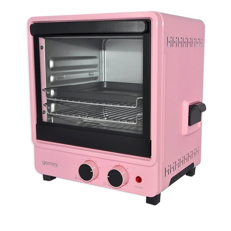 Gemini - 13L Steam Electric Oven (Pink)