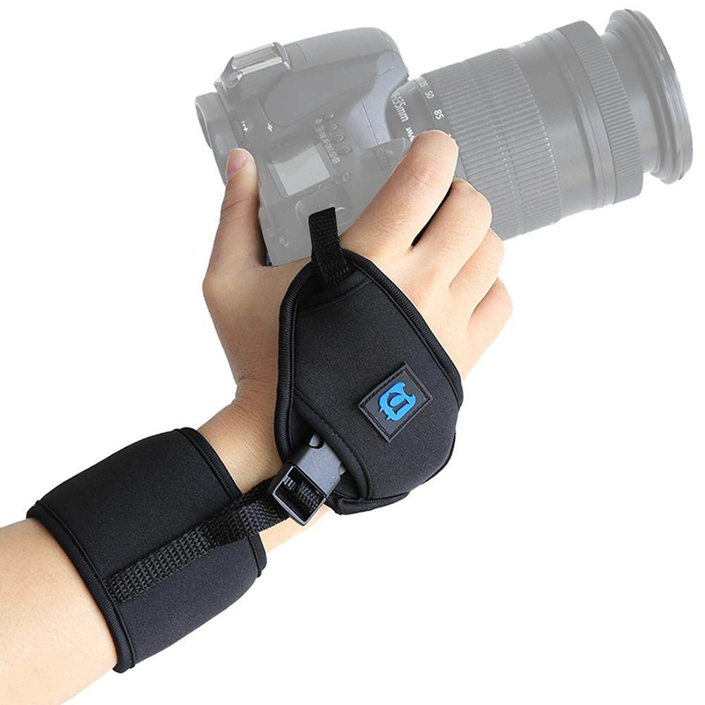 Fang Fang Soft Neoprene Camera Hand Grip Wrist Strap for Canon Nikon DSLR Camera