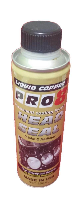 PRO8 Head Seal  Liquid cooper permanent cooling system