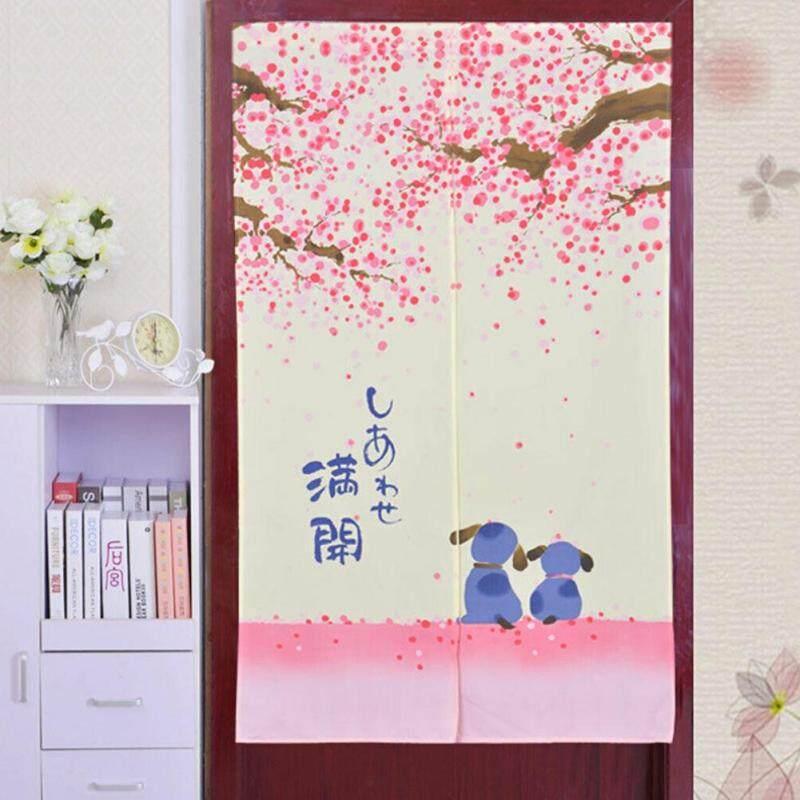 Rèm Cửa Chia Ngăn Trang Trí Phòng Mềm Kiểu Nhật Bản