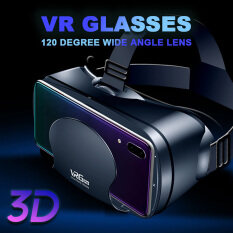 Kính Thực Tế Ảo VRG Pro 3D VR 5 ~ 7 Inch, Hình Ảnh Toàn Màn, Góc Rộng, Hộp Kính Thực Tế Ảo Dành Cho Điện Thoại Thông Minh 5 Đến 7 Inch