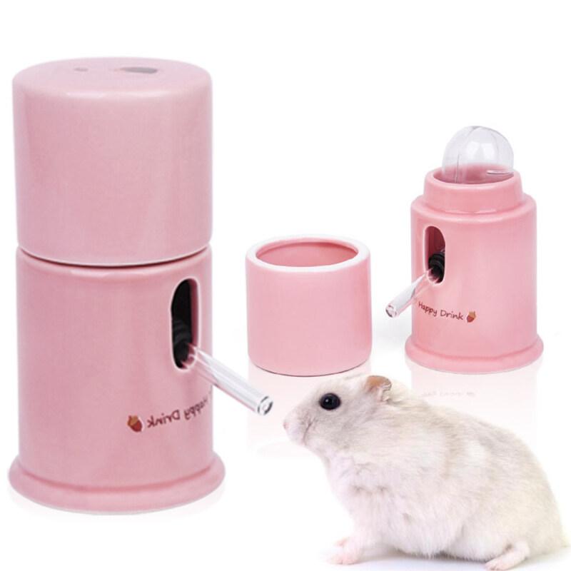 Hamster Dụng Cụ Cho Uống Nước Gốm Dụng Cụ Lấy Nước Cho Thú Cưng Máy Rót Nước Cho Thú Cưng Cho Vật Nuôi Nhỏ