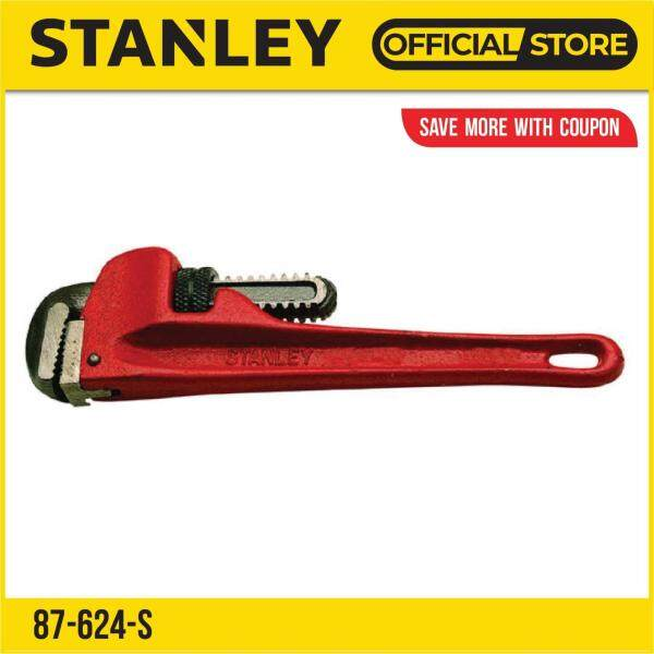 Stanley 87-624-S (87-624) Pipe Wrench Pipe 14in 332mm