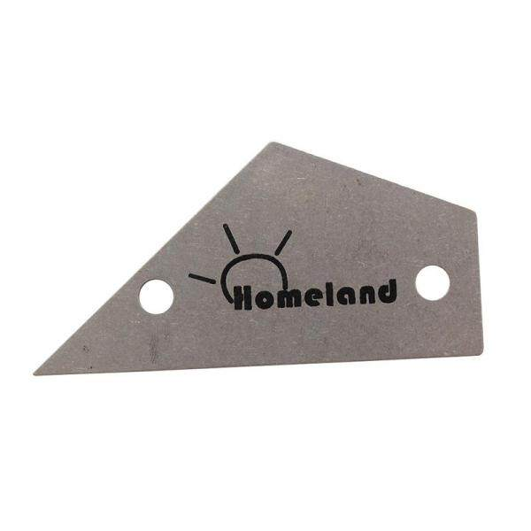 Homeland Fret Rocker Stainless Steel Makers Luthiers Fret Finder Guitar Luthier Tool Malaysia