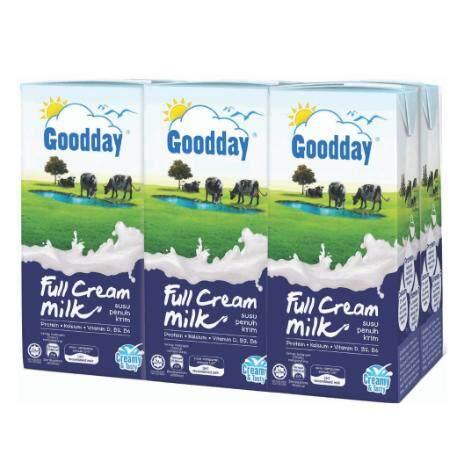 Goodday UHT Milk 200ml - Full Cream [Multipack 6'S] | Lazada